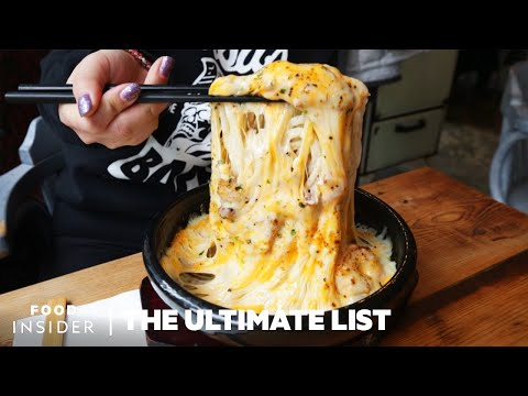 Play this video 42 Cheesy Foods You Need To Eat Before You Die  The Ultimate List