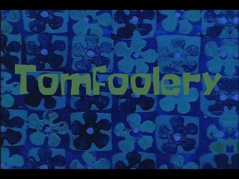 SpongeBob Production Music Tomfoolery