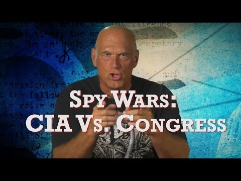 Spy Wars: CIA Vs. Congress | Jesse Ventura Off The Grid - Ora TV