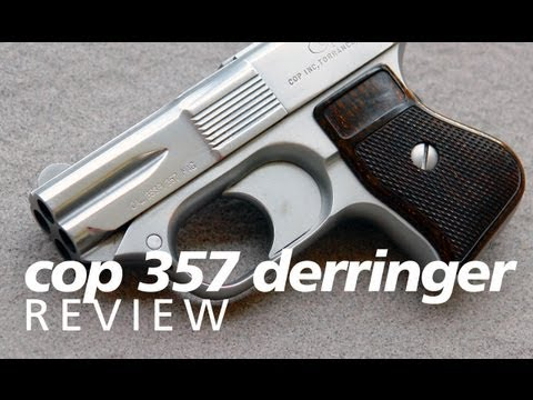My review of the COP 357 derringer