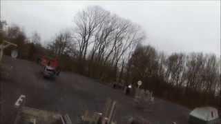 Woodland Paintball - Ahlen 06.12.2014 - Get Nikolaus - Runde 09