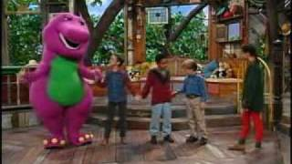 Barney I Love You Song
