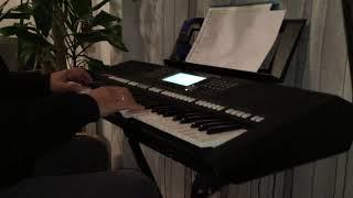 Download Lagu Über sieben Brücken     Peter Maffay    PSR S975   PSR S970 Gratis STAFABAND