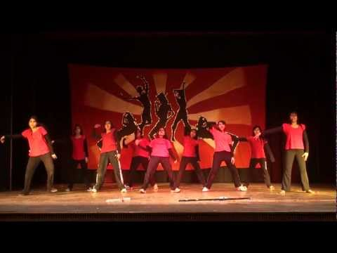 Iit Delhi Girls Dance video
