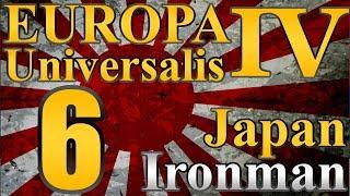 "Europa Universalis 4 Japan ""Defating the Ming!"" EP: 6"