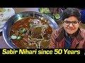 Famous Sabir Nihari Since 50 Years Ultimate Nalli Maghaz Nihari Pakistani Street Food Karachi mp3