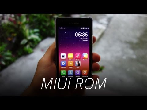 How to Install MIUI ROM for the Samsung Galaxy S2 GT-i9100