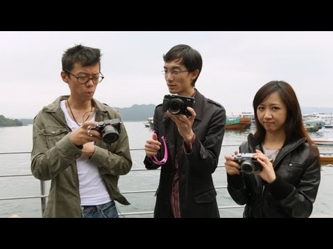 Fuji X100S vs XE-1 vs Sony RX1 - battle of the X's
