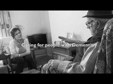 Caring for people with Dementia – YOU CAN MAKE A DIFFERENCE