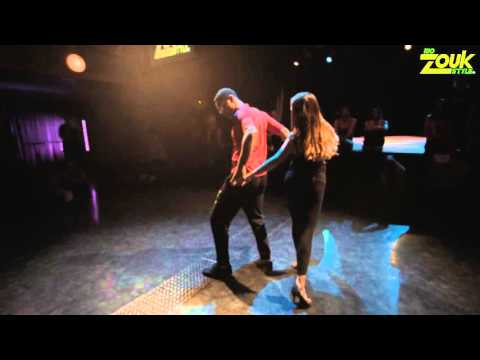 William and Paloma - 4th Helsinki Zouk Festival 2015  - Demo 1