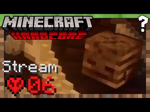 Tödlicher Ausflug in umwitherte Höhen – Minecraft Hardcore Stream #06