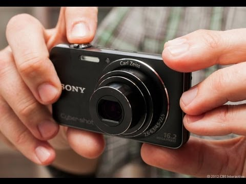 Sony Cyber-Shot DSC-WX50 Review
