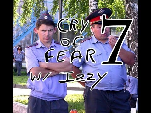 Let's Play Cry of Fear with Izzy: 07- Fuk Da Polize! -[HD]