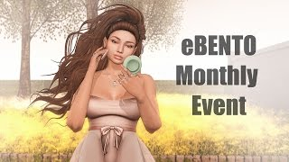 eBENTO Monthly Shopping Event in Second Life