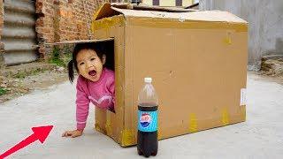 Trò Chơi Chiếc Hộp Ma Quái - Bé Nhím TV - Đồ Chơi Trẻ Em Thiếu Nhi