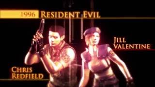 Resident Evil 20th – Legacy of Horror Compilation
