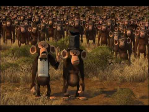 Madagascar I Like To Move It video
