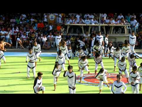 9th Invitational Cheerdance Competition Mix Styler Group from Botolan