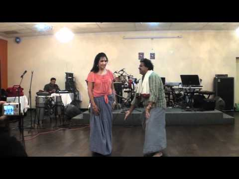 Muthu Kodi Song from Do Phool - Dance by Manohar Bijor & Ranna...