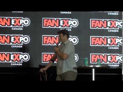 FanExpo Nathan Fillion Q&A Aug  30