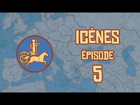 Total War Rome 2 Gameplay Campagne Icènes #5 FR