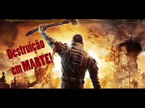 Red Faction Guerrilla - Gta Em Marte