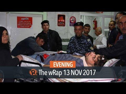 More than 200 killed as earthquake rocks Iran-Iraq border