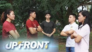 Upfront: Valentine's quiz with UP Fighting Maroons vs. ADMU Blue Eagles