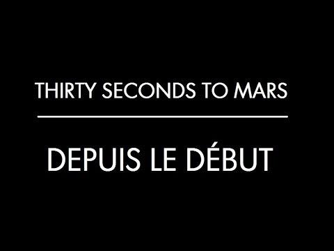 Depuis le Début-Thirty Seconds to Mars (Subtitulado al Español)