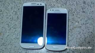 Samsung Galaxy S III mini Hands On [ENGLISH]