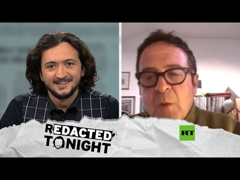 WEB EXCLUSIVE: Comedian Mark Thomas Details His 100 Acts of Dissent With Lee Camp