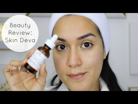 Beauty Review #1: Skin Deva 20% Vitamin C + E + Ferulic Acid Serum