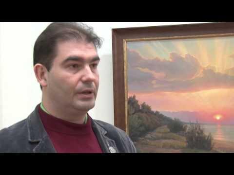 Александр Шилов - Махачкала - Открытие выставки
