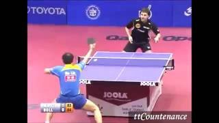 Best table tennis matches EVER {Part 2}