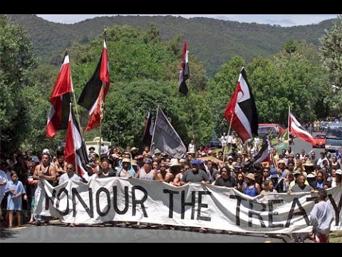 Across the Ditch: TPP Signing + Protests Today + Waitangi Day + NZ Beat Aust in Cricket