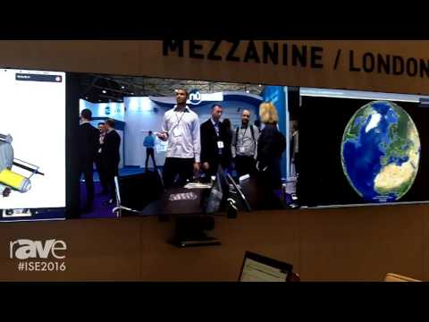 ISE 2016: Oblong Industries Showcases Mezzanine Conference Room Collaboration Technology