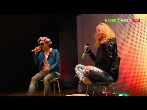 G-DRAGON - GD FRIENDS LIVE 'MISSING YOU' (ft. Lydia)