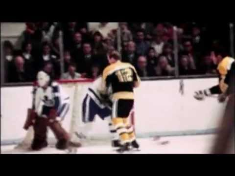 Boston Bruins TV Theme Song - 1970s