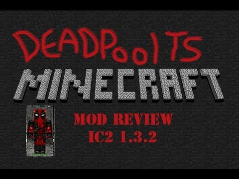 Minecraft Mod Review 1.3.2 - IndustrialCraft 2