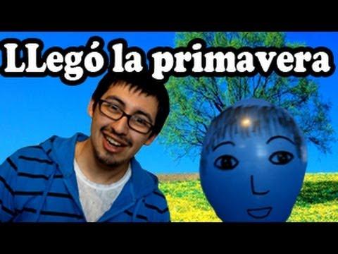 Llego la primavera - chilenito TV #19