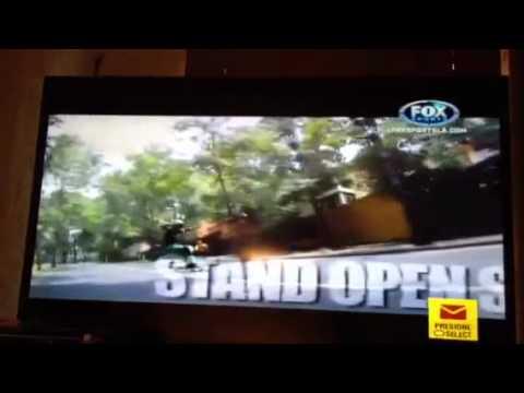 Longboarding- Fox Sports interview