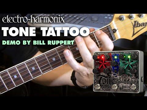 Electro-Harmonix Tone Tattoo Multi-Effect Pedal