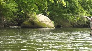 Dry Fly fishing; A red letter day in May.m2ts