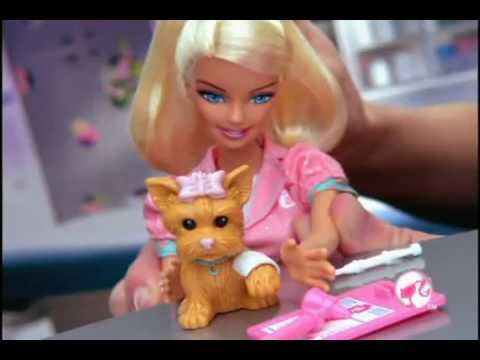 2010 Barbie I Can Be Dolls Commercial