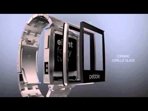 Pebble Steel, nuevo modelo del smartwatch en acero inoxidable