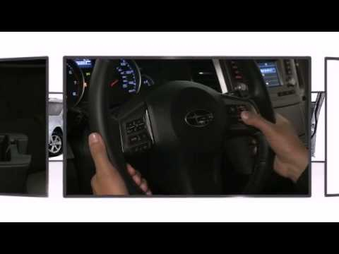 2014 Subaru Outback Video
