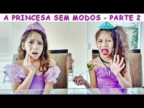 A PRINCESA SEM MODOS - PARTE 2 thumbnail
