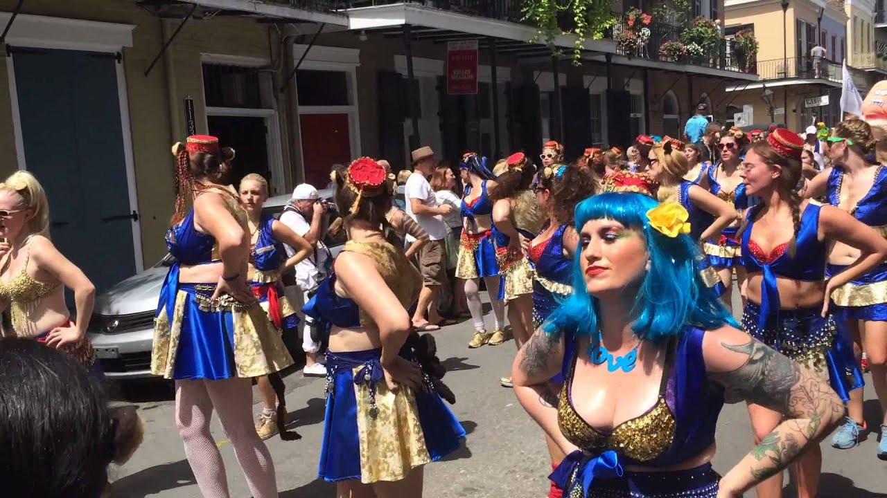 Southern Decadence Parade 2014
