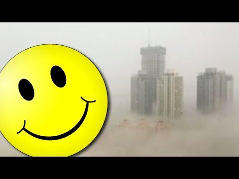 The Upside Of Devastating Pollution!