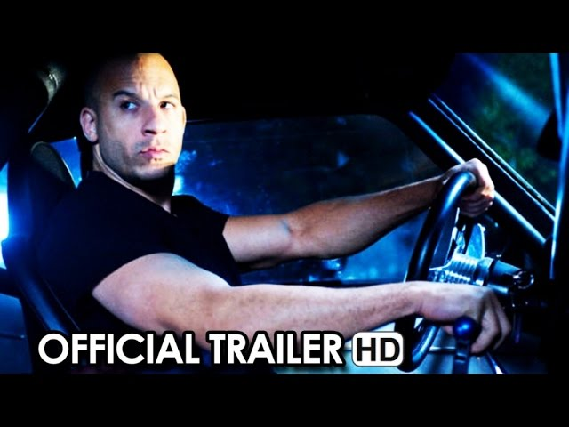 Fast & Furious 7 Official Trailer #1 (2015) - Vin Diesel Movie HD